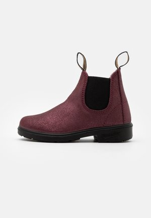 Classic ankle boots - rose pink
