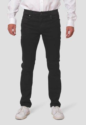 ROBBIE - Slim fit jeans - black wash