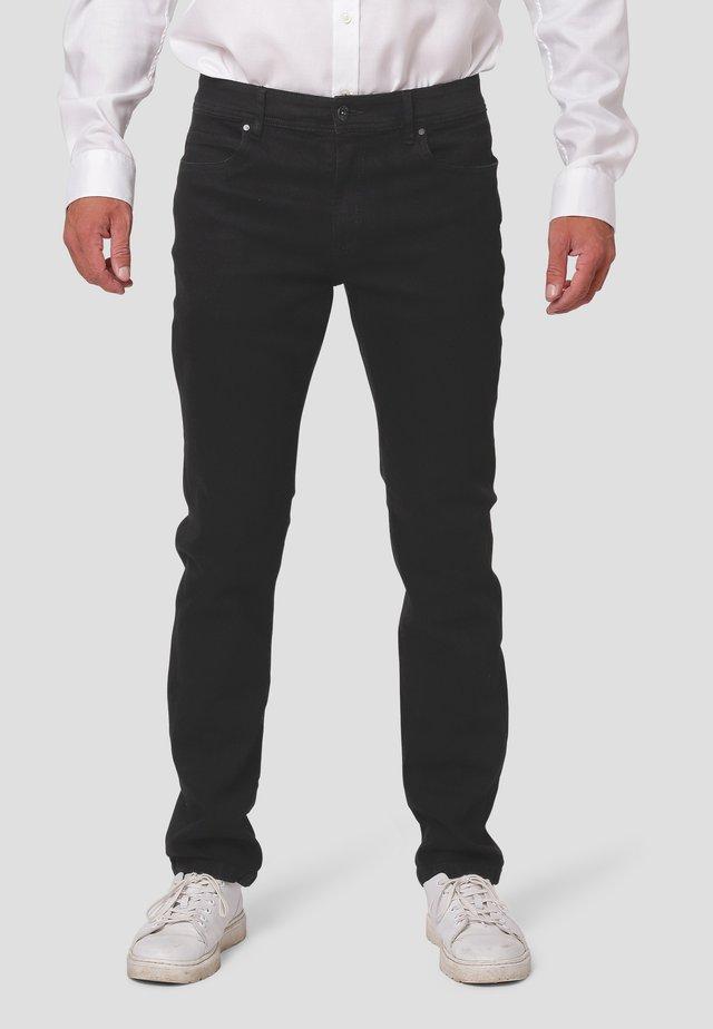 ROBBIE - Jeans slim fit - black wash