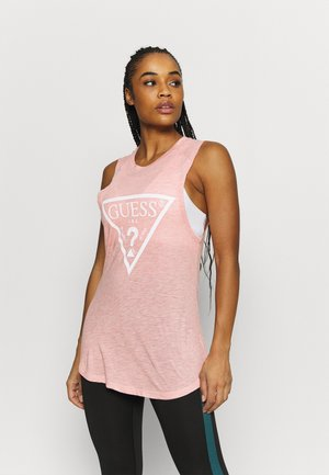 TANK - Top - old pink