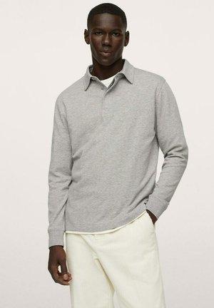 Polo shirt - gris claro vigoré
