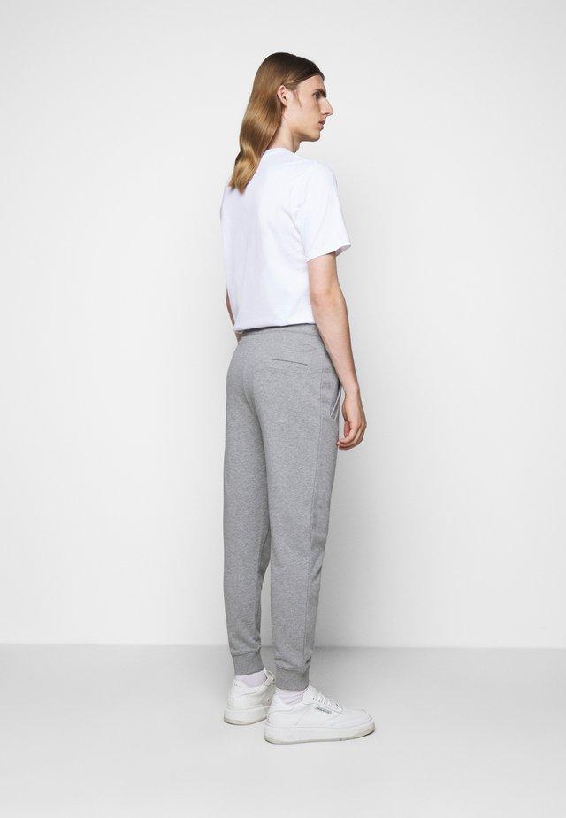 DOAK - Spodnie treningowe - silver