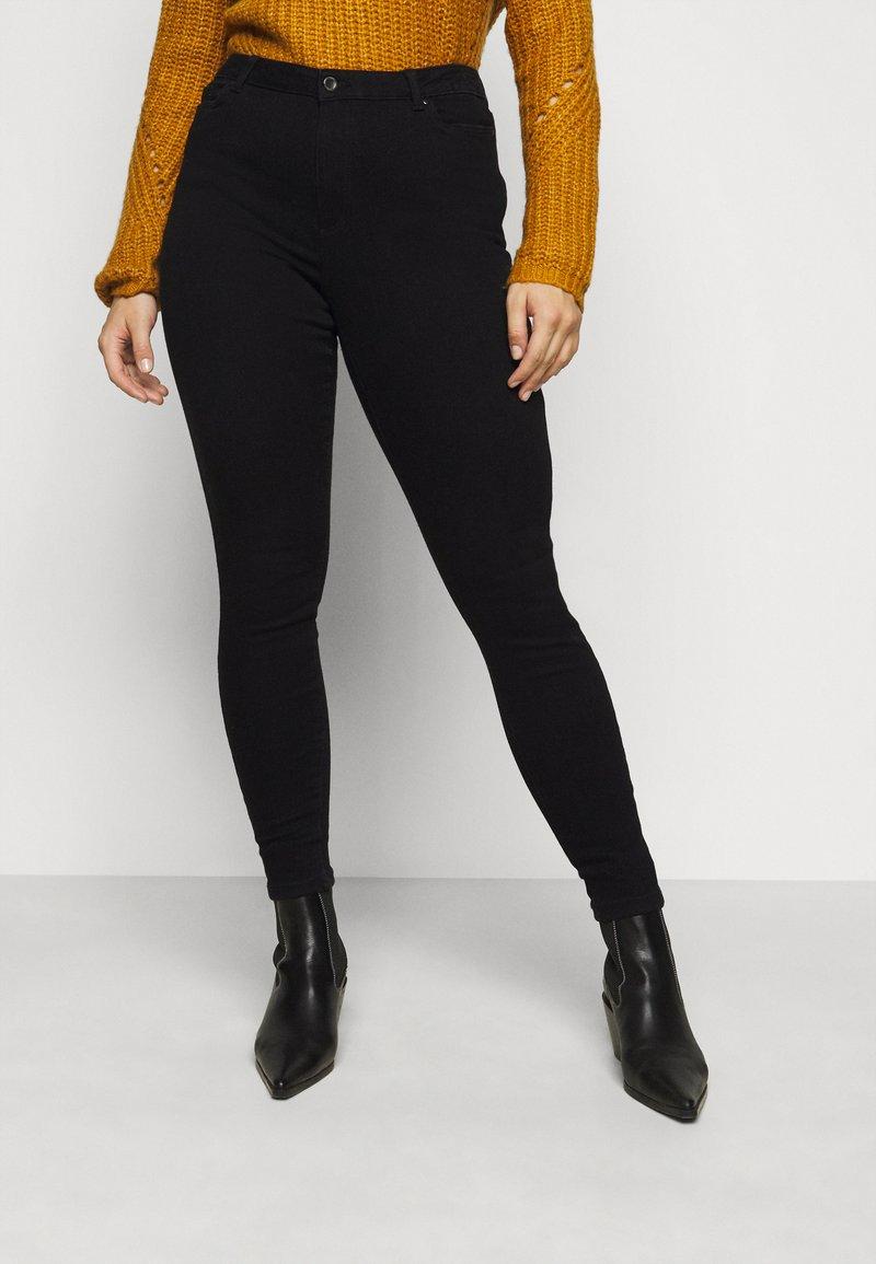 Vero Moda Curve - VMLORA - Jeans Skinny Fit - black