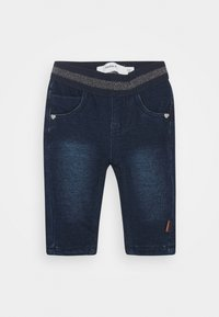 Name it - NMFSALLI DNMTORINA - Legging - dark blue denim - 0
