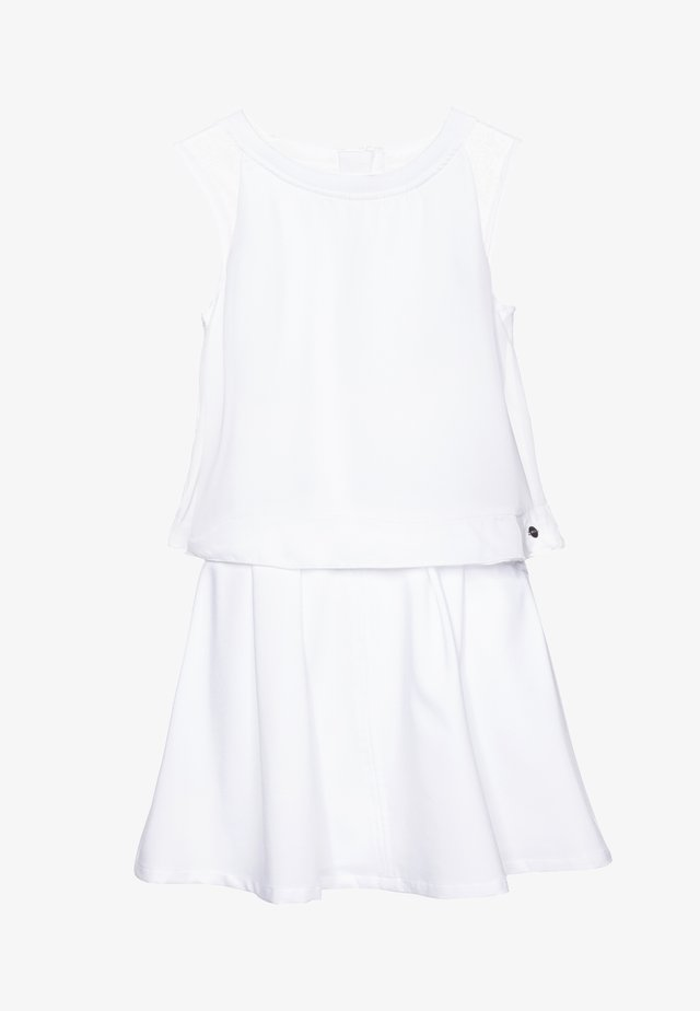 DRESS - Cocktailkjole - white