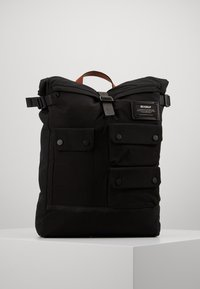 Ecoalf - MULTIPOCKET BACKPACK - Reppu - black - 0