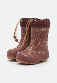 Bisgaard - SOFT GALLRY X THERMO - Wellies - bordeaux - 1