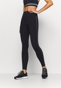 Under Armour - FAVORITE LEGGING HI RISE - Collants - black - 0