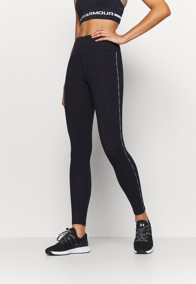 FAVORITE LEGGING HI RISE - Legginsy - black