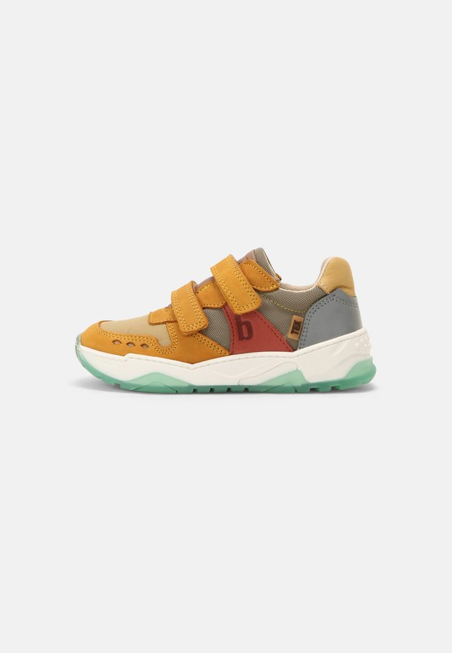 LAUGE TEX - Sneakers - camel