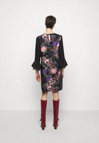 Alberta Ferretti - ABITO - Day dress - black - 2