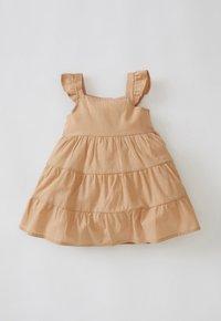 DeFacto - Day dress - beige - 1