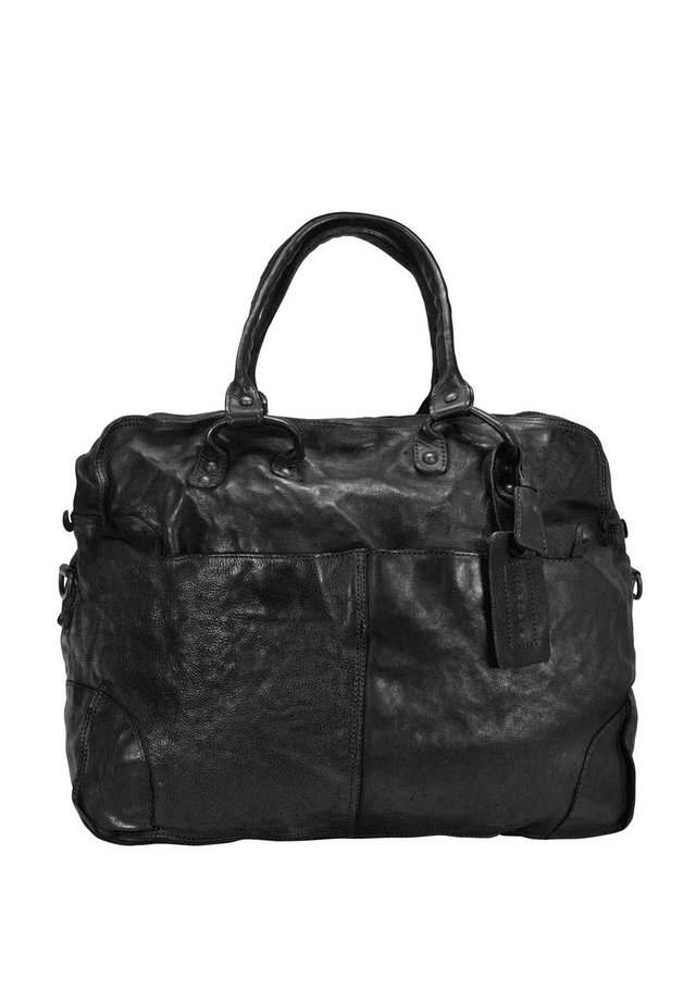 SUBMARINE - Weekend bag - schwarz