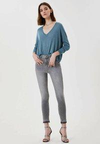 Liu Jo Jeans - Jeans Skinny Fit - grey - 1