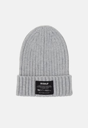 THICK HAT UNISEX - Berretto - grey melange