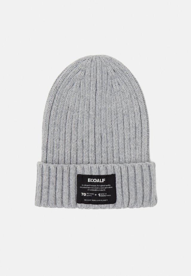 THICK HAT UNISEX - Beanie - grey melange