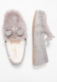 flip*flop - LOAFER MOUSE - Slippers - grey - 3