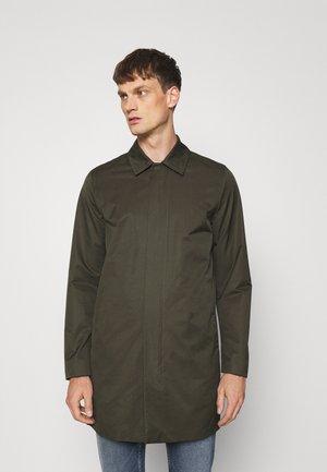 CORT - Classic coat - hedge green