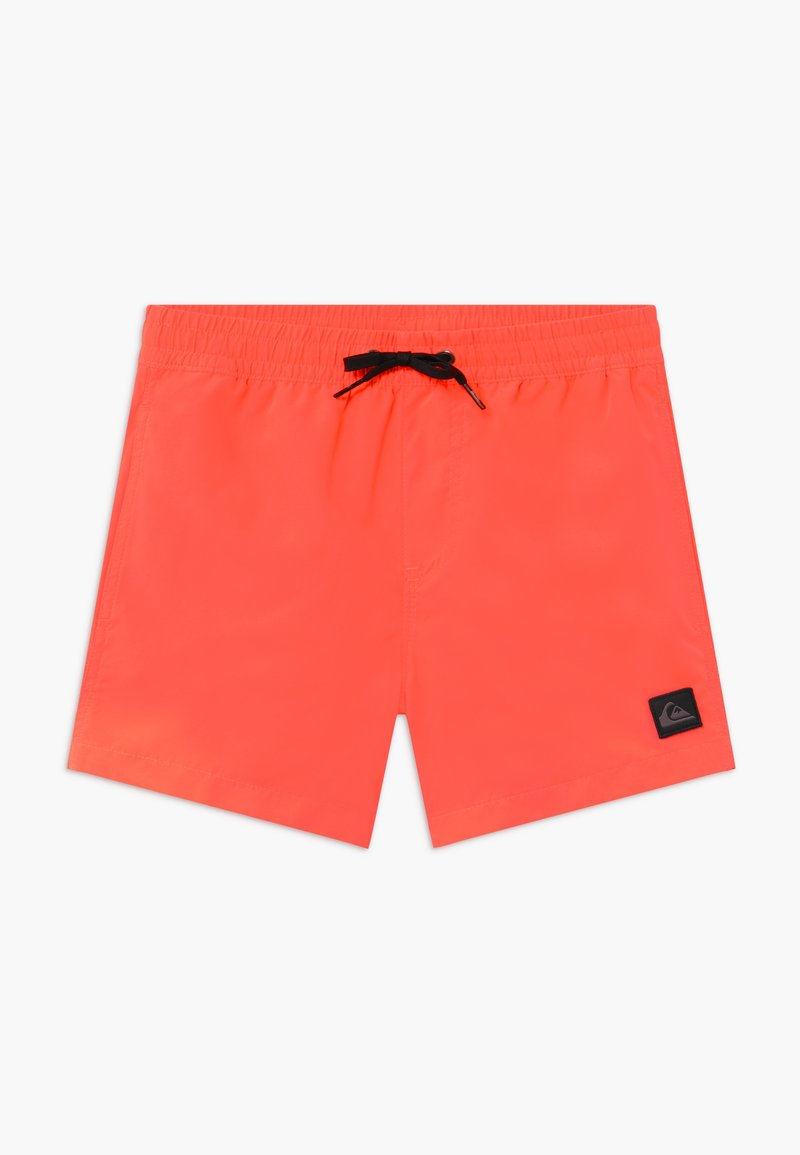 Quiksilver - EVERYDAY VOLLEY YOUTH - Swimming shorts - orange