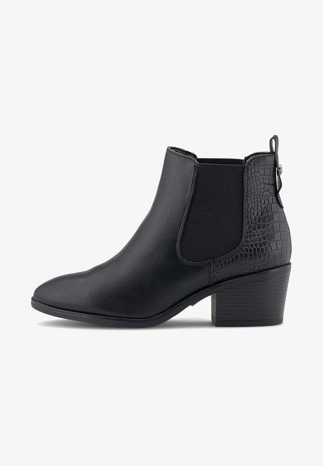 GEMMA - Classic ankle boots - schwarz