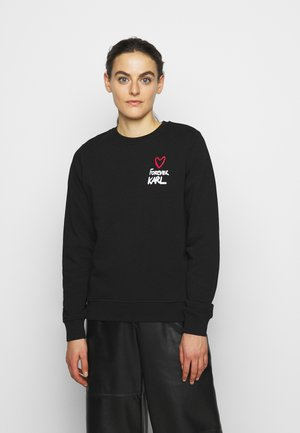 FOREVER KARL  - Sweatshirt - black