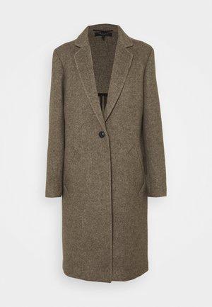 DEAN COAT LABEL - Classic coat - army green