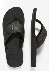 Jack & Jones - JFWBOB - T-bar sandals - black - 1