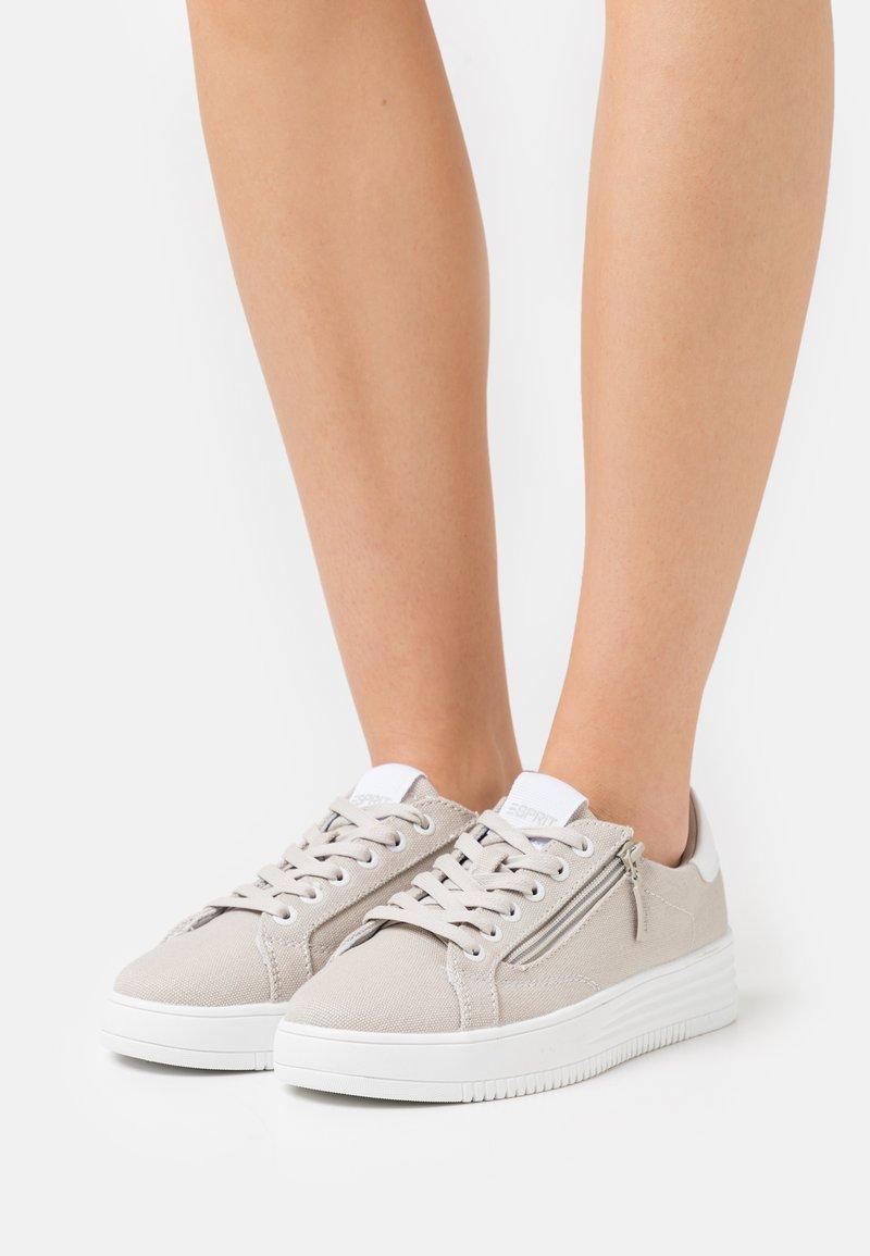 Esprit - CAMBRIDGE - Sneakers laag - light grey