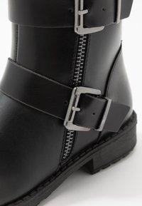 Friboo - Kotníkové boty - black - 2