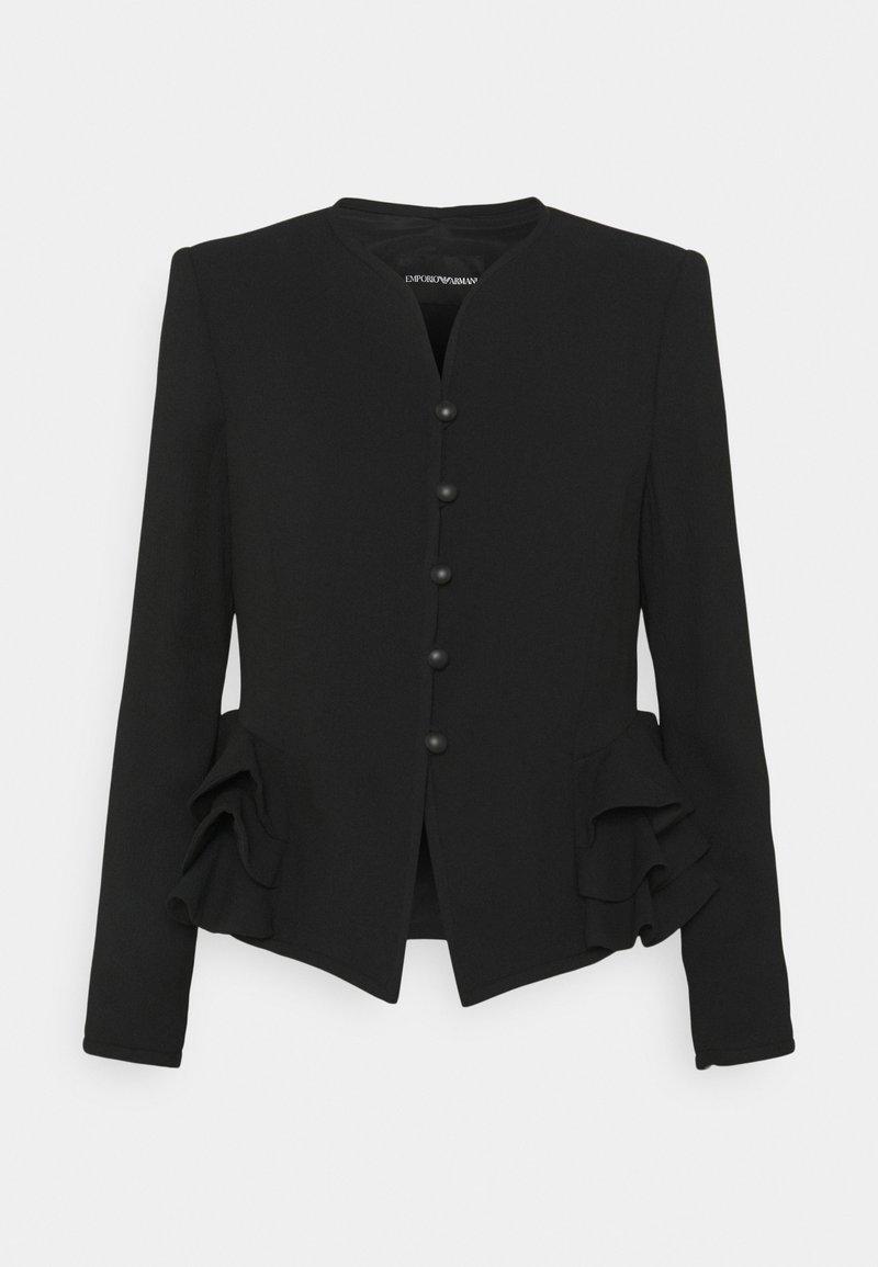 Emporio Armani - Blazer - black
