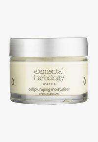 Elemental Herbology - CELL PLUMPING MOISTURISER SPF8 50ML - Face cream - neutral - 0