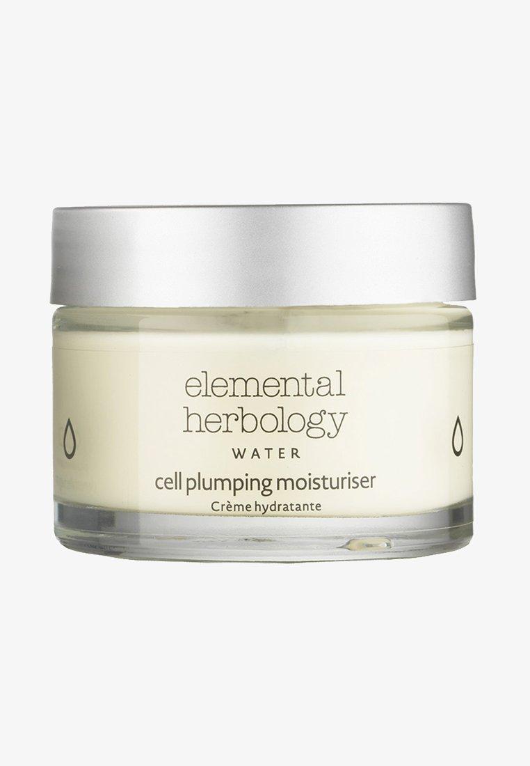 Elemental Herbology - CELL PLUMPING MOISTURISER SPF8 50ML - Face cream - neutral