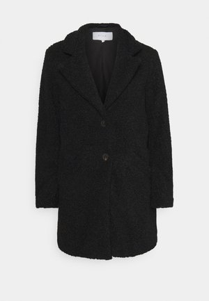 VILIOSI TEDDY PETITE - Classic coat - black