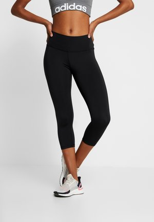 Pantalon 3/4 de sport - black