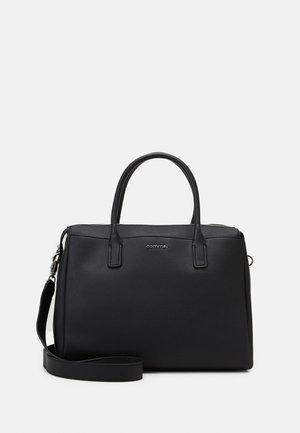 HIDE AND SEEK HANDBAG - Handbag - black
