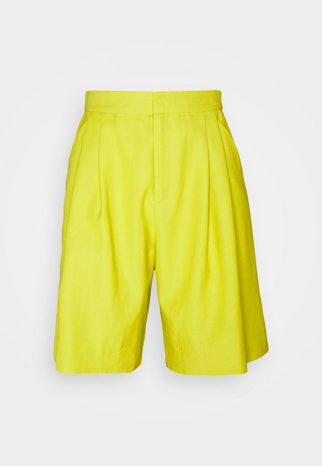 DEBBIE - Shorts - yellow