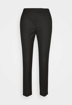 MONOPOLI - Trousers - black