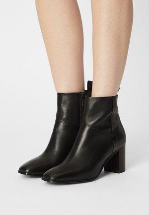 DELILAH - Classic ankle boots - regular black