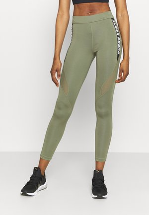 LEGGINGS - Leggings - lichen leaf green