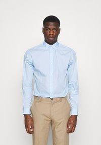 Jack & Jones - JJJOE 2 PACK - Skjorta - cashmere blue/white - 1