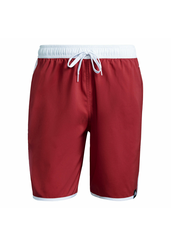 Men 3-STRIPES CLASSICS CL SWIM SPORTS MUST HAVES PRIMEGREEN SHORTS - Swimming shorts