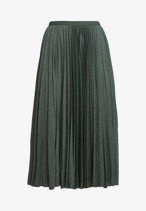 DRINA - A-line skirt - petrol