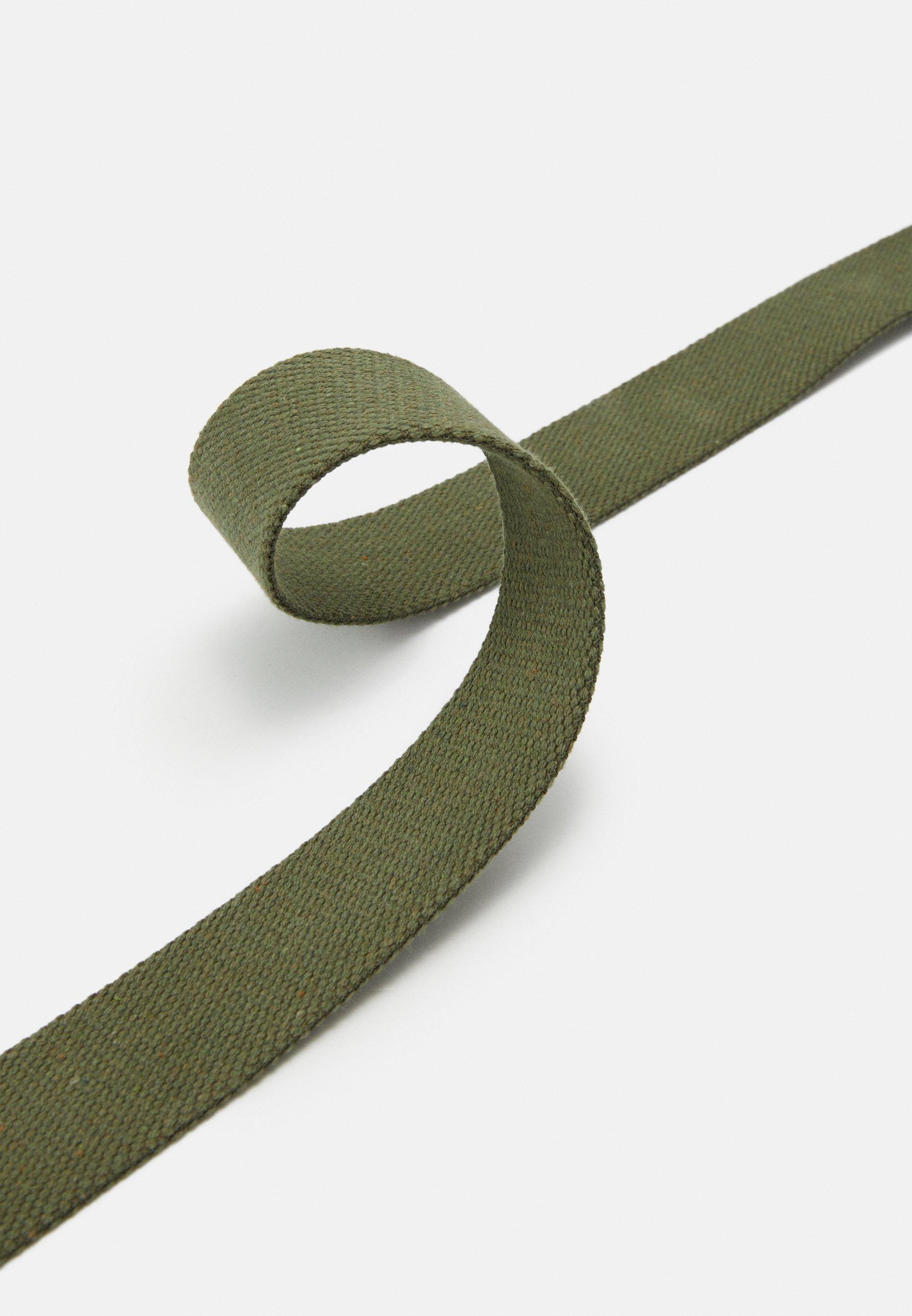 Levi's® BATWING BELT - Belte - dark khaki/khaki enbg6Kwnphwr2OW