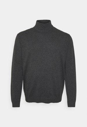 ONSALEX ROLL NECK - Jumper - dark grey melange