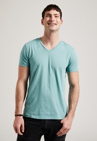 Phyne - T-shirt basique - turquoise - 0