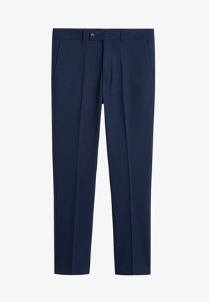 JANEIRO - Suit trousers - blue