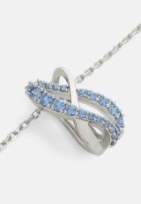 Swarovski - TWIST PENDANT ROWS - Collier - fancy light blue - 2