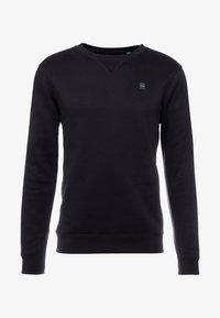 G-Star - PREMIUM CORE R SW L\S - Sweatshirts - black - 3