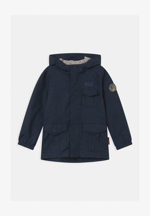 LAKESIDE SAFARI KIDS UNISEX - Outdoorová bunda - night blue
