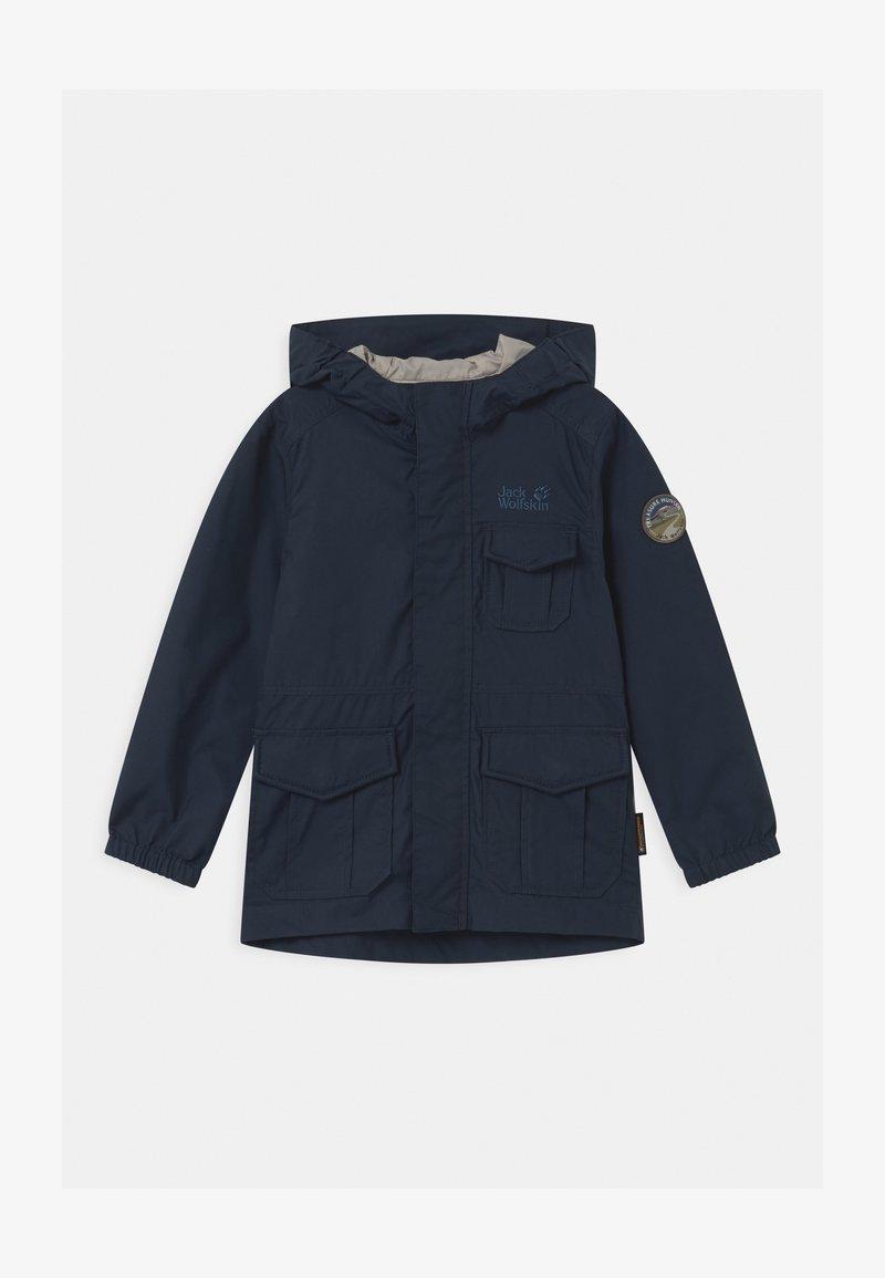 Jack Wolfskin - LAKESIDE SAFARI KIDS UNISEX - Outdoor jacket - night blue